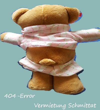 404 Fehlerseite Vermietung Schmittat